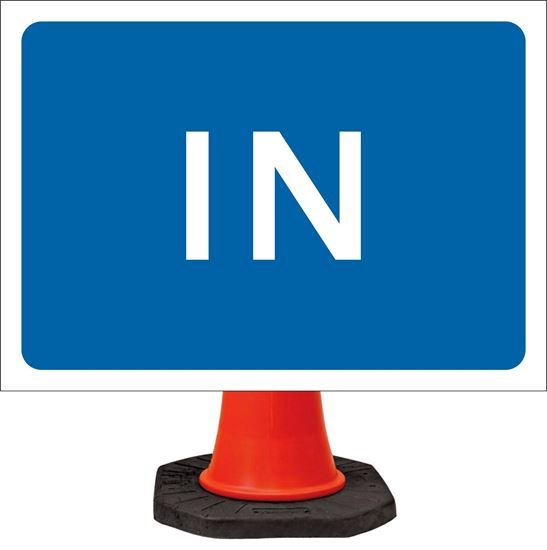 IN road signs